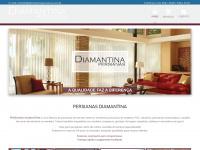 Diamantinapersianas.com.br - Home  | Diamantina Persianas - Fábrica de Persianas