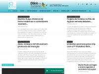 Diário do Turismo - Jornal e-diário de turismo do Brasil - Diário do Turismo