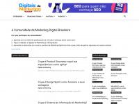 Digitaisdomarketing.com.br - Digitais do Marketing - Portal Colaborativo de Marketing Digital