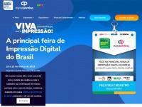 FESPA Brasil - Grandes Formatos, Comunicação Visual e Sublimação