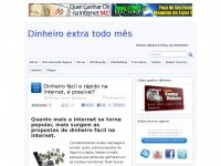 dinheiroextratodomes.com.br Thumbnail