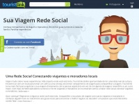 Os viajantes Rede Social - Touristlink