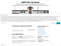 Anpaiescacheiras.wordpress.com - ANPA IES CACHEIRAS | Asociación de pais e nais de alumnos/as do IES de Cacheiras, Teo