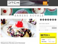 Bakersroyale.com - BakersRoyale - A baking blog with dessert and savory recipes