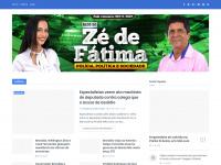 Blogdozedefatima.com.br - Blog do Zé de Fátima | Poucos vivem, muitos existem