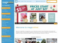 Magsonline.com.au - Magazine Subscriptions | Magsonline