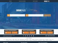 Diskfacil.com.br - Disk Fácil Listas Telefônicas - A sua lista telefônica online