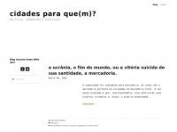 cidadesparaquem.org