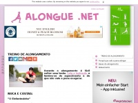 Alongue | Como alongar