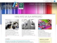 Gráfica Franchin - Serviços de grafica no Estado de São Paulo