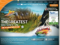 Thunderjetqueenstown.co.nz - Thunder Jet Queenstown - Ultimate Jet Boat Adventure