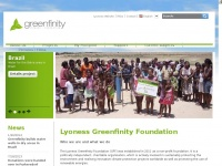 Lyoness-gff.org - Together for our World. A Future Together | Lyoness Greenfinity Foundation