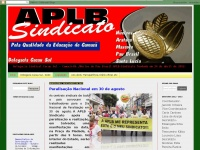 Aplbsantaluzia.blogspot.com - APLB Sindicato - Núcleo de Santa Luzia