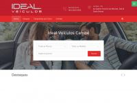 Ideal Veículos - Cambe - Página Inicial