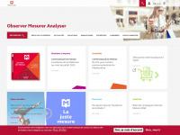 Mediametrie.fr - Observer Mesurer Analyser - Médiamétrie