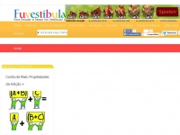 Fuvestibular.com.br - Passe no Vestibular, ENEM, FUVEST e Concursos Públicos
