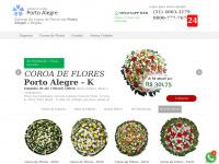 Coroa de Flores em Porto Alegre - RS