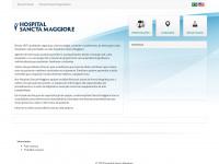 Hospital Sancta Maggiore - Site Oficial