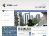 Brasil Proteções | Redes de Proteção e Telas de Proteção em SP