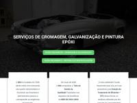 Wmcromagem.com.br - WM Cromagem | Cromagem, Galvanização e Pinturas Eletrostaticas