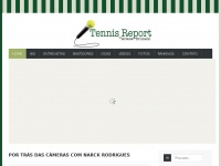 Tennis Report - Home
