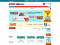 Ar Condicionado Split Cortina de ar Umidificador Bebedouros-TEMPERFRIO