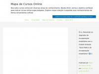 mapadecursosonline.com