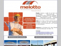 melottopremoldados.com.br