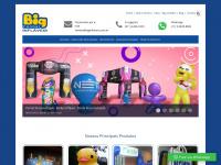 Big Format Infláveis Promocionais - Infláveis e Balões Promocionais