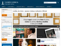 Leilão de Arte - James Lisboa Leiloeiro Oficial | Arte Moderna e Contemporânea