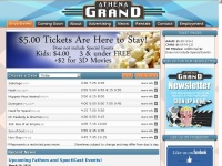 AthenaGrand.com – Movie Listings for Athens, Ohio & Southeastern Ohio