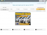 Used Cars, New cars, Used vehicles, Cars for sale, Car finder - OOYYO