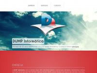 Dump.com.br - DUMP Informática - Sistemas, Web Sites, Blog, Hospedagem - Tubarão SC.