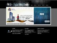 DWD - Digital Web Design -  Desde 98 dando vida à web - Internet - Hospedagem e Web Sites