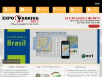 Expo Parking – Estacionamento em foco