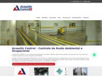 acousticcontrol.com.br