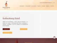 Hotel em Nova Petrópolis RS próximo a Gramado na Serra Gaúcha - Rothenburg Hotel