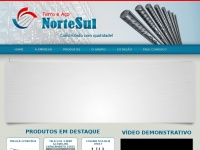Ferro e Aço NorteSul - Janauba / Minas Gerais