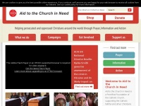 Acnuk.org - Aid to the Church in Need | Home