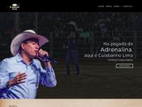Locutor de Rodeio, Narrador  e Apresentador - Cuiabano Lima - A Voz de Barretos