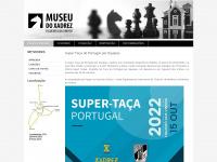 Museudoxadrez.pt - PÁGINA INICIAL