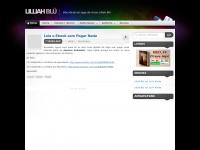 Lilliah Blü » Site oficial da saga de livros Lilliah Blü