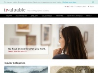 Invaluable.co.uk - Online Auctions & Galleries: Bid Live or Buy Now