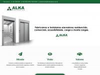 Alka Elevadores - Indústria e Comércio de Elevadores em Goiânia - Goiás