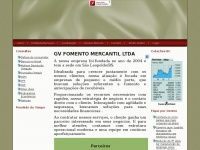 GV FOMENTO MERCANTIL LTDA