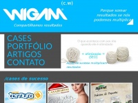 Agenciawigam.com.br - Página inicial | Agência Wigam