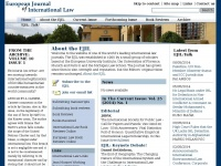 Ejil.org - European Journal of International Law