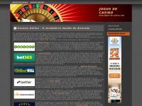 JOGOS DE CASINO - O melhor casino sites e apostas online