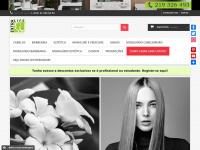 Moveis e produtos de Cabeleireiro e estética - Extralife
