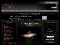 Barbel.co.uk - Barbel Fishing World for the Barbel Angler - Anglers Online Shop & Forum